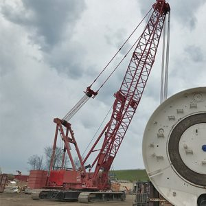 crane rental ohio available from General Crane Rental, LLC